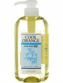 LebeL Cool Orange Hair Soap Ultra Cool Шампунь 600 мл