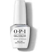 GelColor Base STAY STRONG Новое базовое покрытие, 14 мл