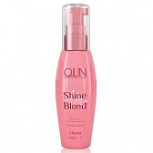 Ollin Shine Blonde Масло ОМЕГА-3 50 мл