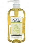 LebeL Cool Orange Hair Soap Cool Шампунь 600 мл