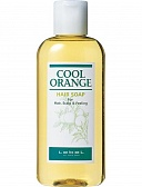 LebeL Cool Orange Hair Soap Cool Шампунь 200 мл