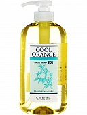 LebeL Cool Orange Hair Soap Super Cool Шампунь 600 мл