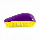 Dessata Hair Brush Original Purple-Yellow - фиолетовый - жёлтый