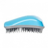 Dessata Hair Brush Original Turquoise-Silver - бирюза-серебро